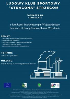 Czyste Powietrze w Morawie plakat